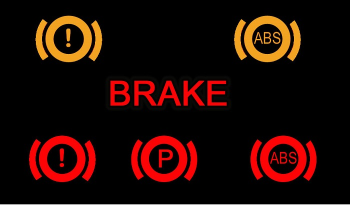 Brake Warning Signs, San Clemente Auto Center
