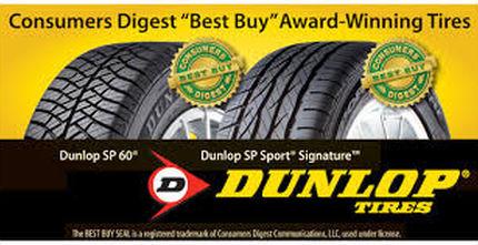 Dunlop Tires San Clemente Auto Center
