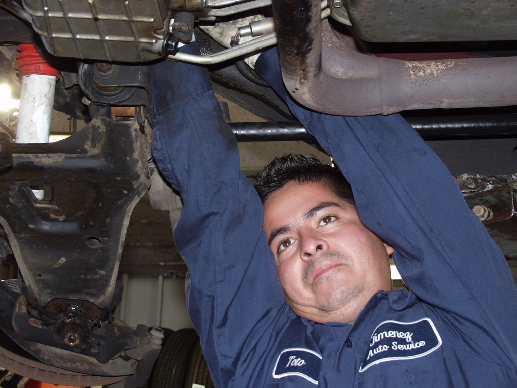 Mechanical work experience since 1993 San Clemente CA