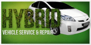 Hybrid Full Service and Repair San Clemente Auto Center